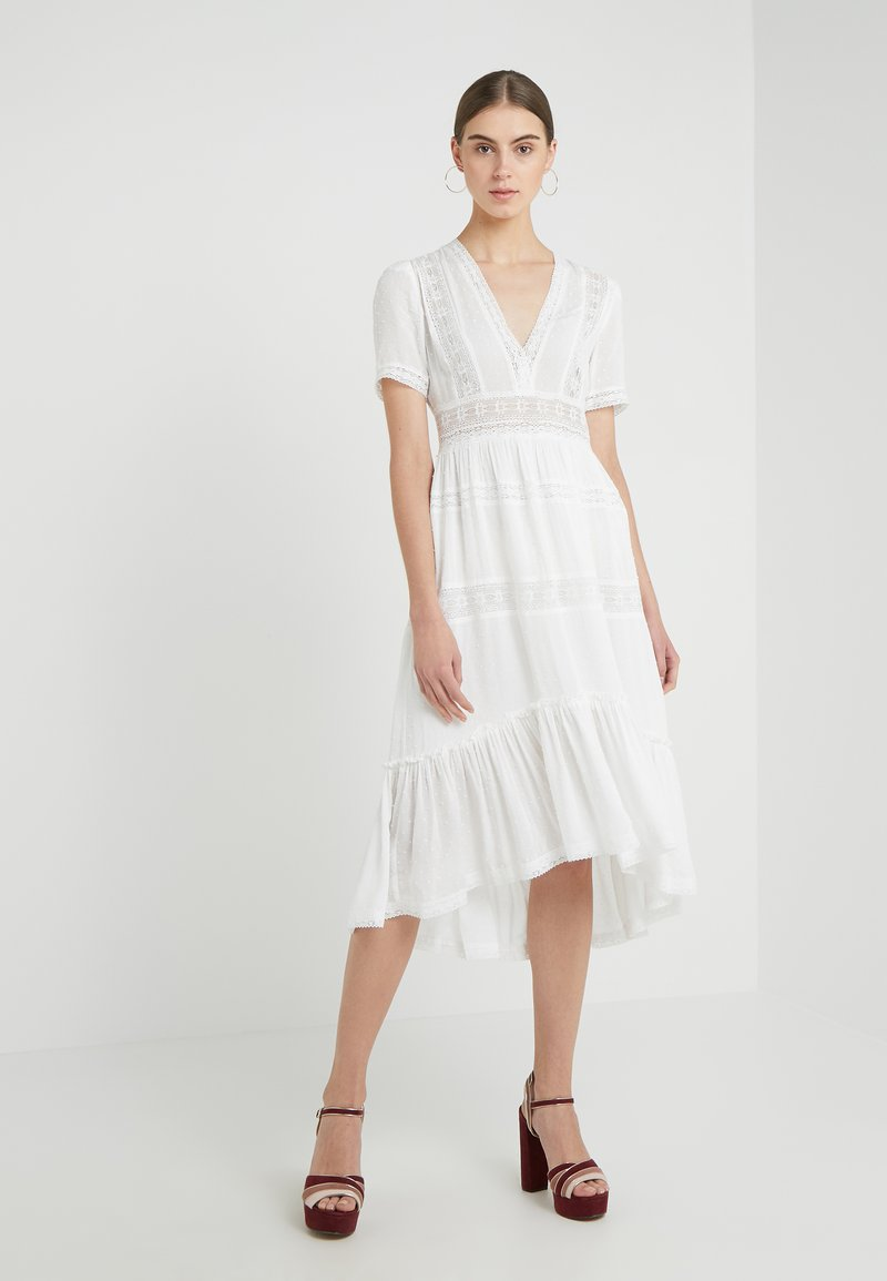 The Kooples - Day dress - white