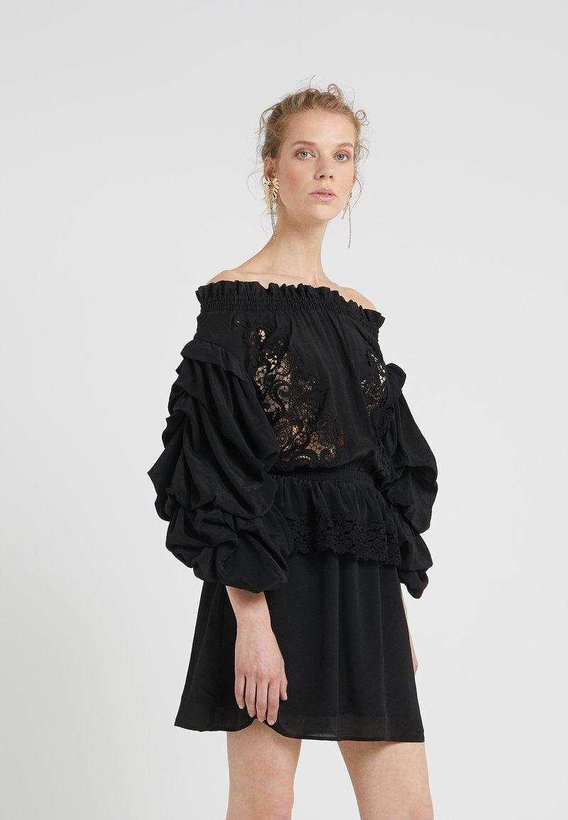 The Kooples - Vestido informal - black