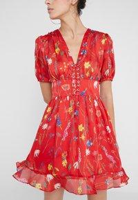 The Kooples - Denní šaty - red - 4