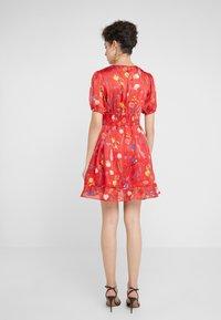 The Kooples - Robe d'été - red - 2