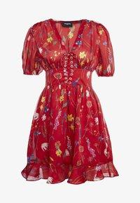 The Kooples - Denní šaty - red - 3