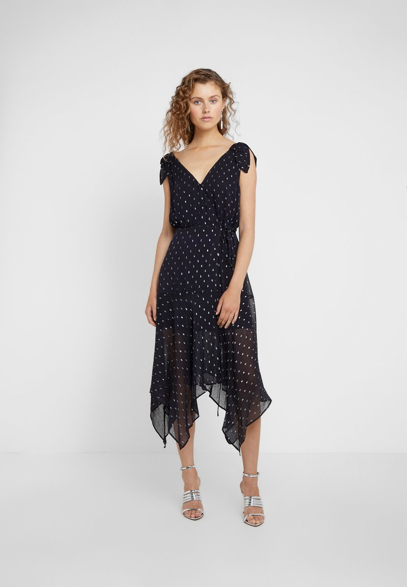 The Kooples - FROB - Day dress - navy