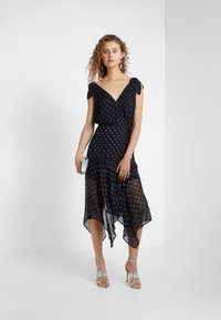The Kooples - FROB - Day dress - navy - 1