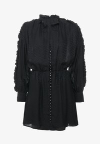 The Kooples - ROBE - Cocktailkjoler / festkjoler - black - 4