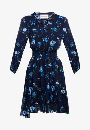 ROBE - Vestito estivo - dark blue/blue