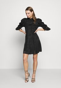 The Kooples - ROBE - Day dress - black - 1