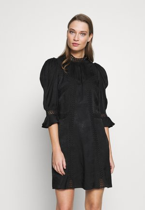 ROBE - Day dress - black