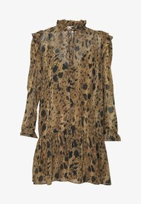 The Kooples - ROBE - Day dress - black/beige - 7