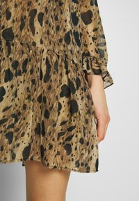 The Kooples - ROBE - Day dress - black/beige - 6