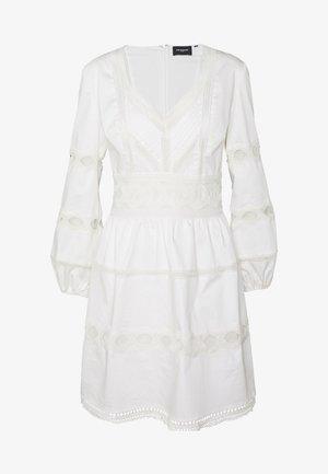 ROBE - Day dress - white