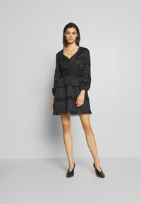 The Kooples - ROBE - Day dress - black - 0