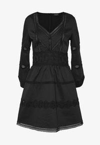 The Kooples - ROBE - Day dress - black - 6