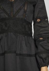 The Kooples - ROBE - Day dress - black - 7