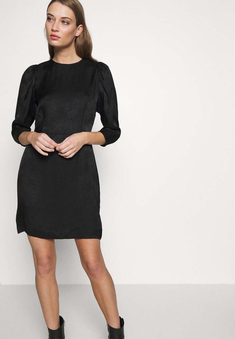 The Kooples - ROBE - Day dress - black