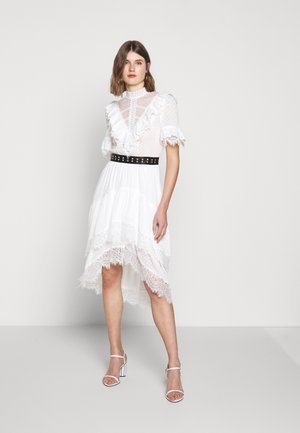 ROBE - Cocktailklänning - white