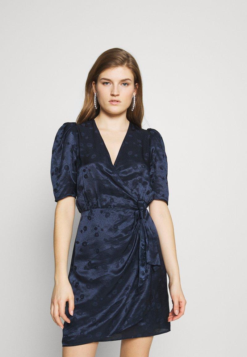 The Kooples - ROBE - Day dress - darkblue