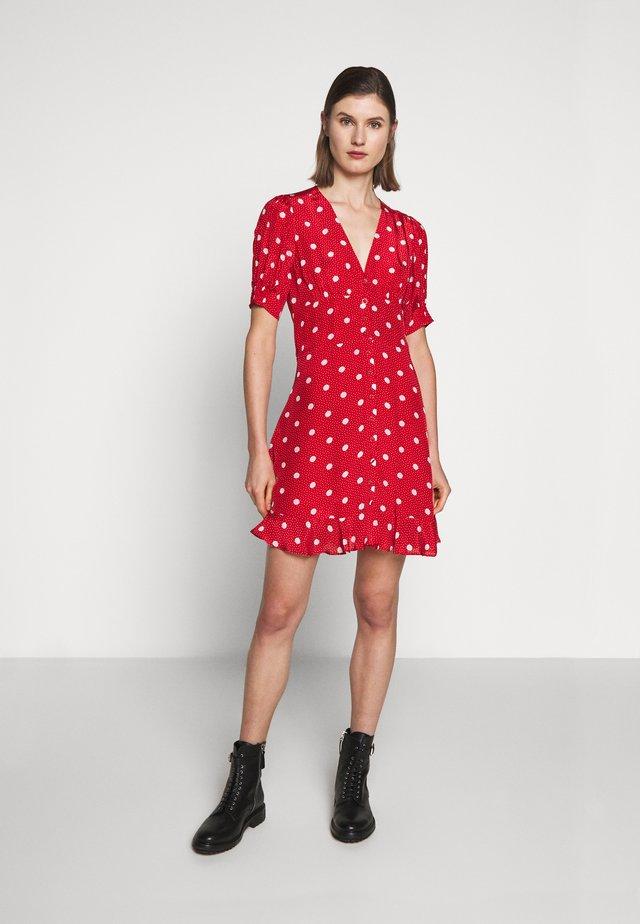 ROBE - Sukienka koszulowa - red