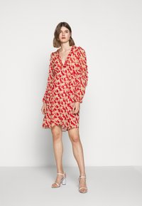 The Kooples - ROBE - Day dress - red - 1