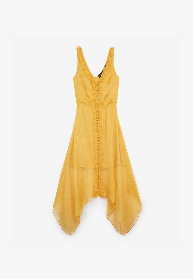 ROBE - Sukienka letnia - yellow