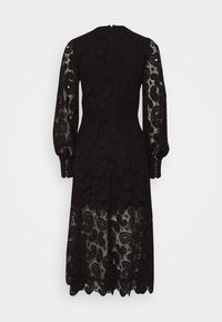 The Kooples - Vestido largo - black - 1