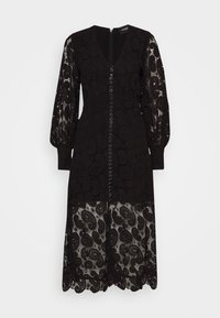The Kooples - Vestido largo - black - 0