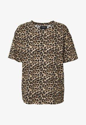 TEE  - Print T-shirt - leopard