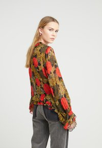 The Kooples - Bluse - red/gold - 2