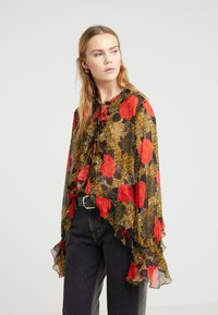 The Kooples - Bluse - red/gold - 0