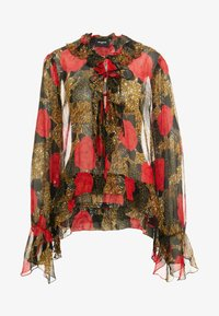 The Kooples - Bluse - red/gold - 4