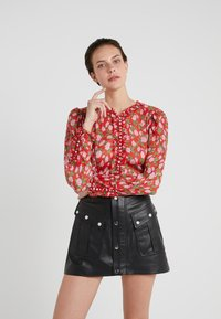 The Kooples - Blouse - red - 0