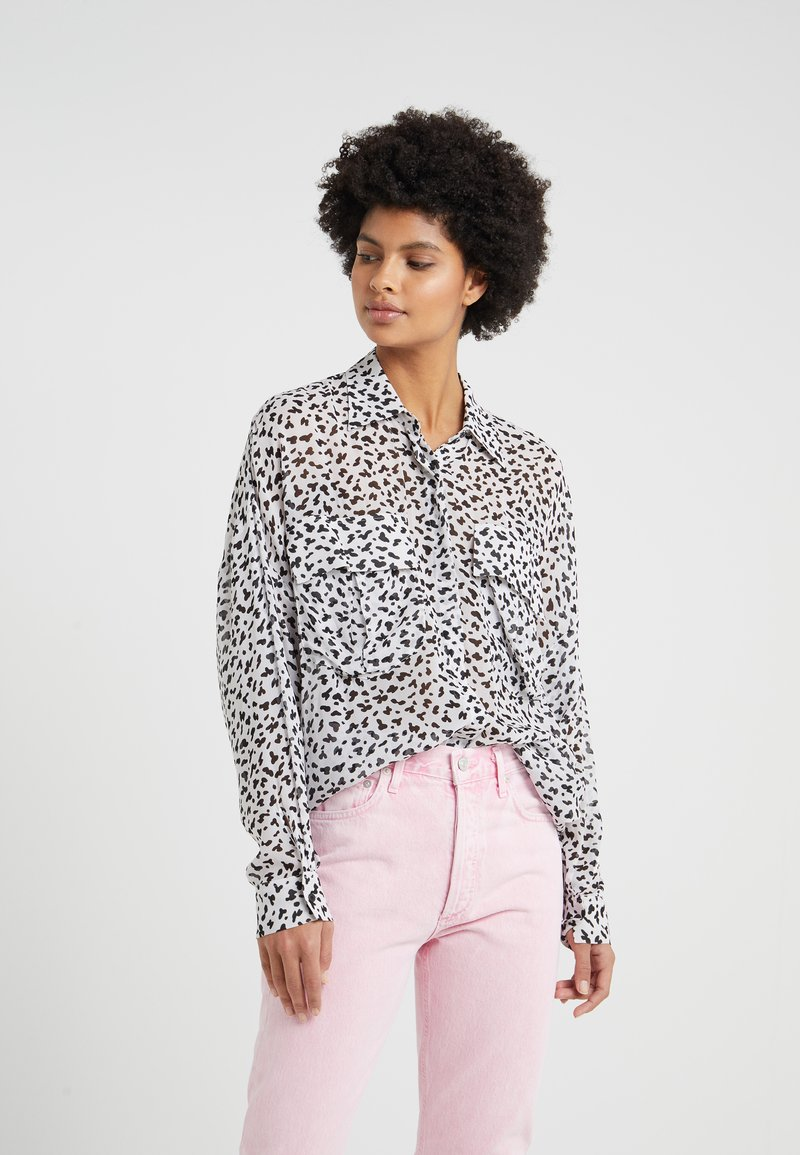 The Kooples - Button-down blouse - white