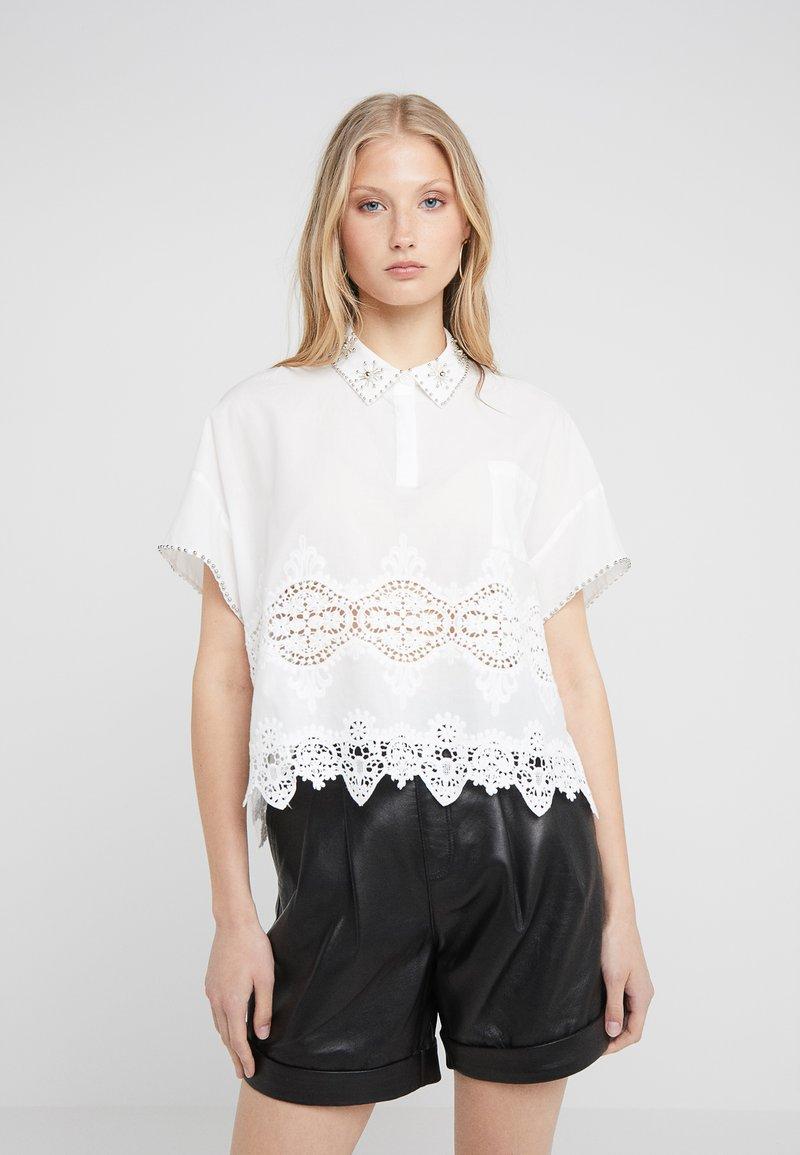 The Kooples - Hemdbluse - white