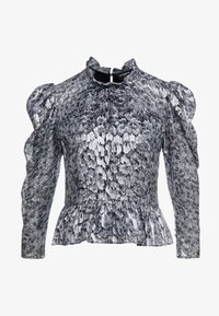 The Kooples - CHEMISE - Blouse - silver - 5