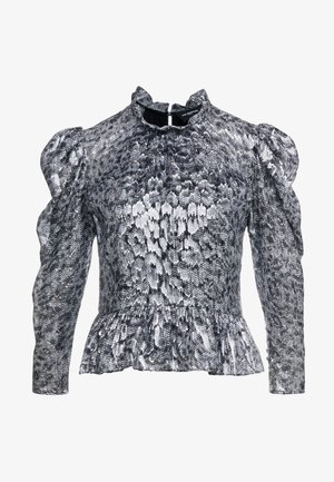 CHEMISE - Blouse - silver