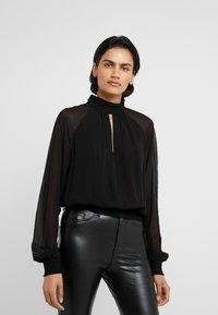 The Kooples - Bluzka - black - 0
