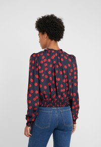The Kooples - Blouse - black/red - 2