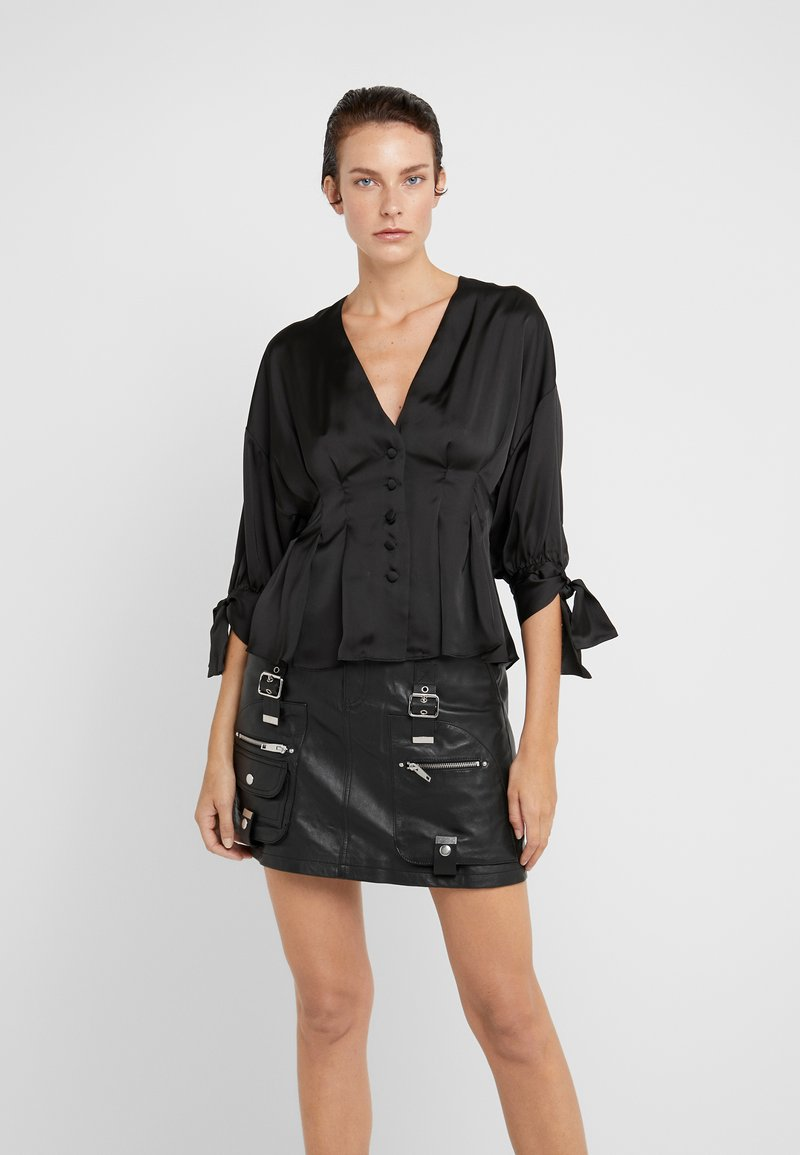 The Kooples - CHEMISE - Bluse - black