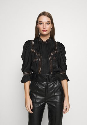 TOP - Blouse - black