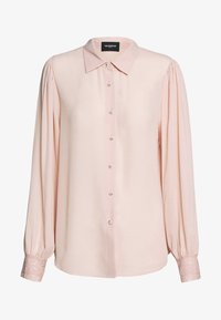 The Kooples - CHEMISE - Button-down blouse - nude - 5