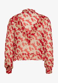 The Kooples - Blouse - red - 1