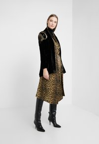 The Kooples - KIMONO - Blazer - black/gold - 1