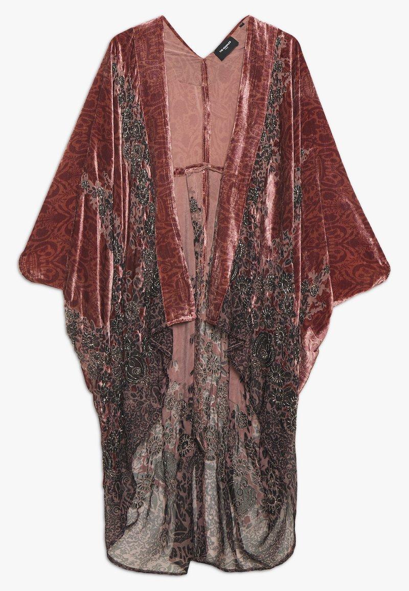 The Kooples - KIMONO - Summer jacket - pink