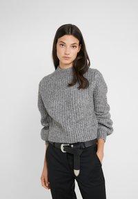 The Kooples - Stickad tröja - grey - 0