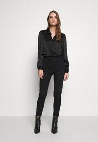 The Kooples - Slim fit jeans - black - 1