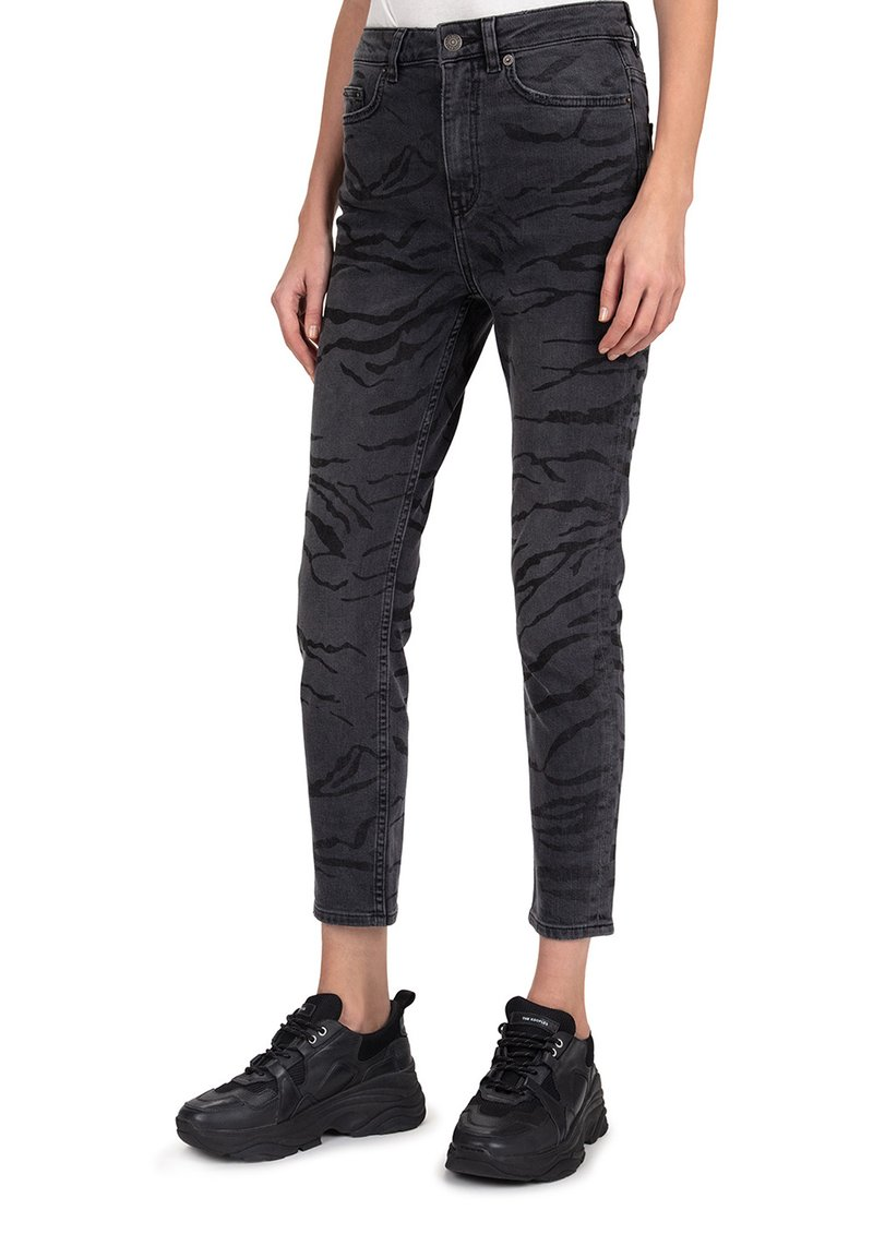 The Kooples - Slim fit jeans - black