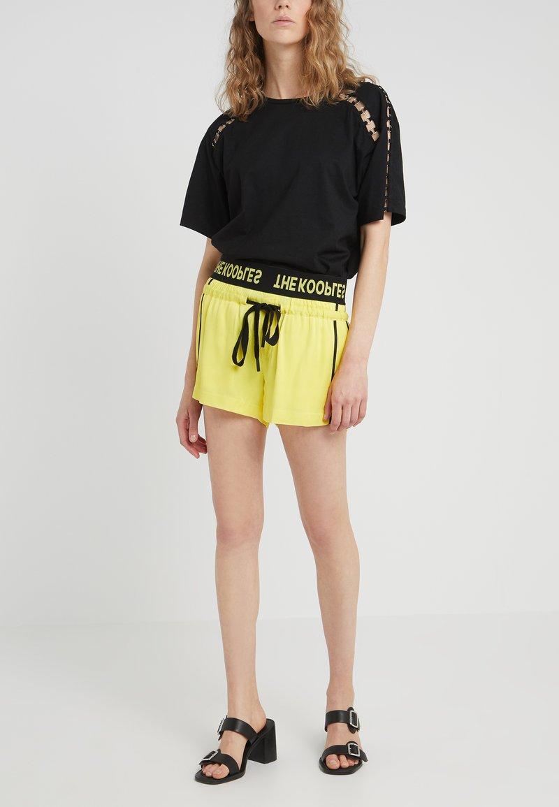 The Kooples - Shorts - yellow