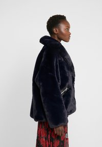 The Kooples - FOURRURE - Giacca invernale - navy - 3