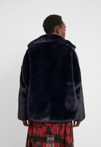 The Kooples - FOURRURE - Giacca invernale - navy - 2