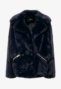 The Kooples - FOURRURE - Giacca invernale - navy - 4