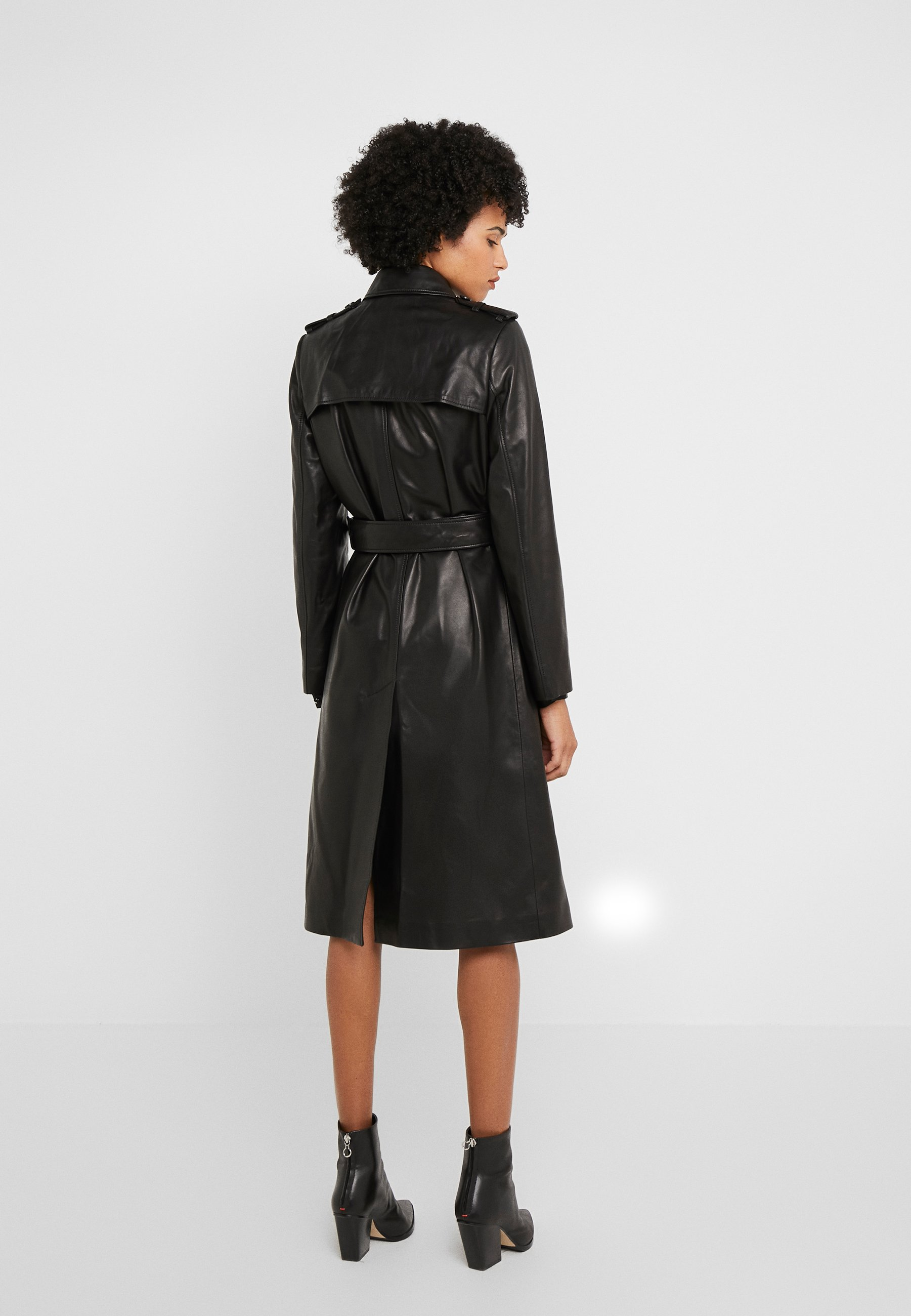 The Kooples TRENCH - Trench black